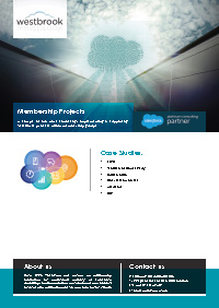 Membership Salesforce Case Studies Document