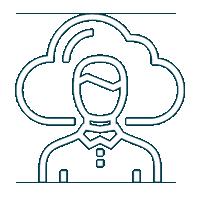 Salesforce Cloud CRM - Icon