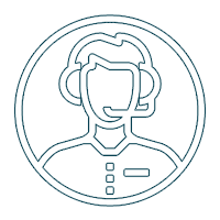 Salesforce Customer Service - Icon